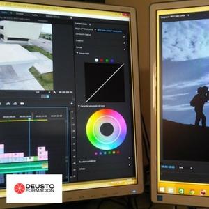 Deusto Formación Opiniones Curso Superior de Edición y Postproducción de Vídeo Digital