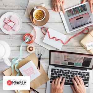 Deusto Formación Opiniones - Curso Superior de Marketing Online y Comercio Electrónico