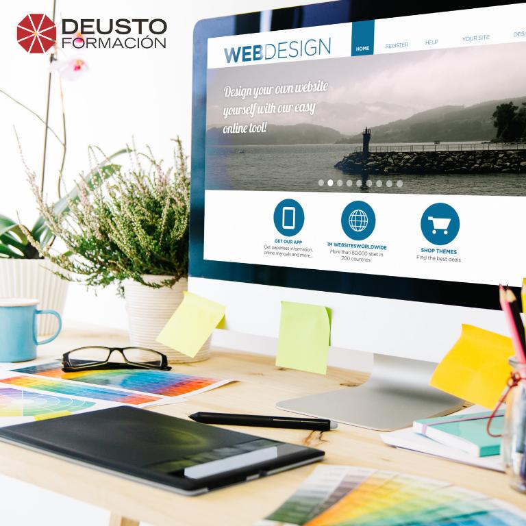 Curso Superior de Creación y Desarrollo de Páginas Web