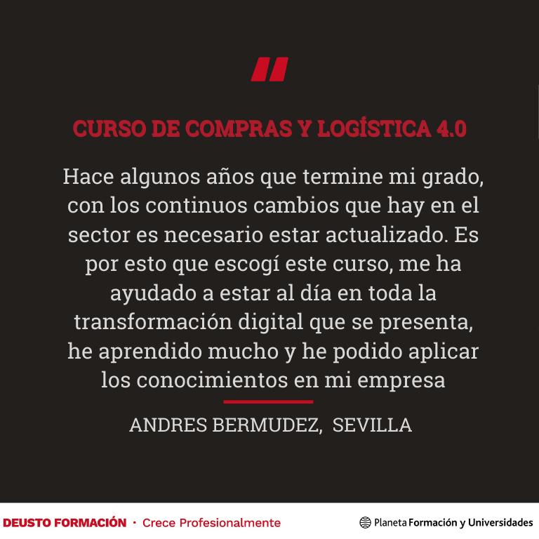Compras y Logística 4.0 Septiembre